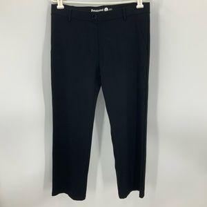 Beta brand black yoga to office pants LP